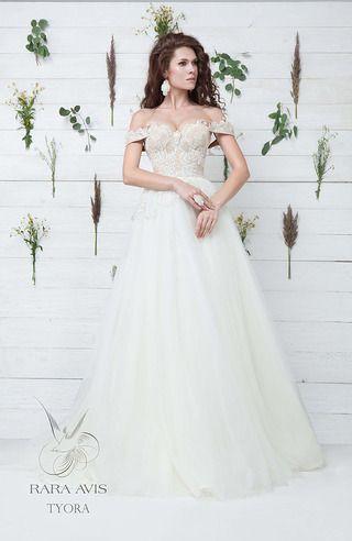 04b6fb22152b27b Коллекция платьев VANILLA DREAM бренда Rara Avis