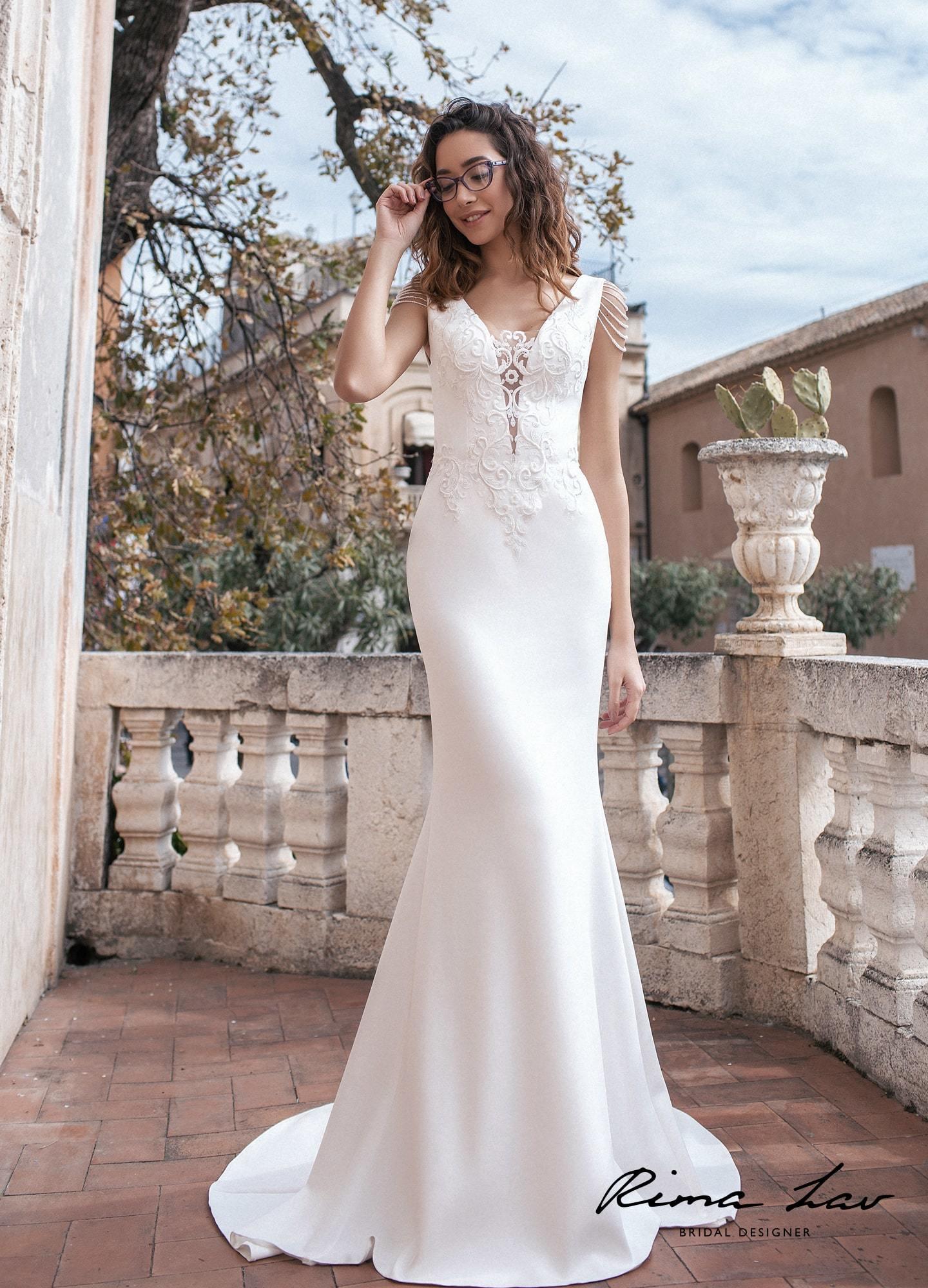 одним очень стильные свадебные платья фото помогло стать